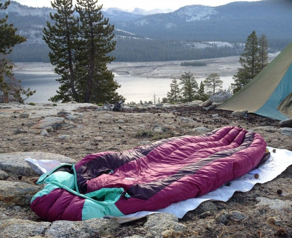 Most Compact Sleeping Bag