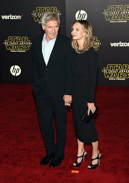 May-December Celebrity Romances | Harrison ford ...