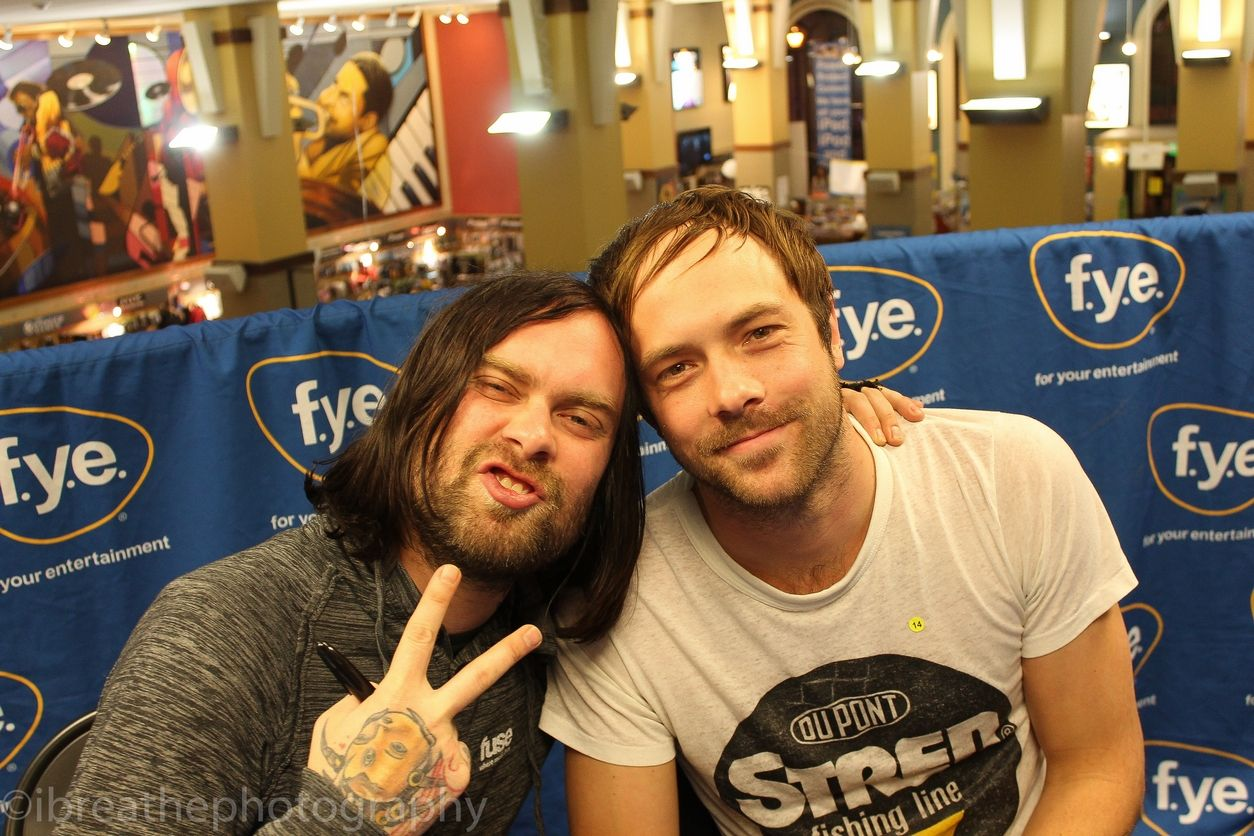 Bert Mccracken And Quinn Allman The Used Vampire Kids Bert Mccracken Quinn