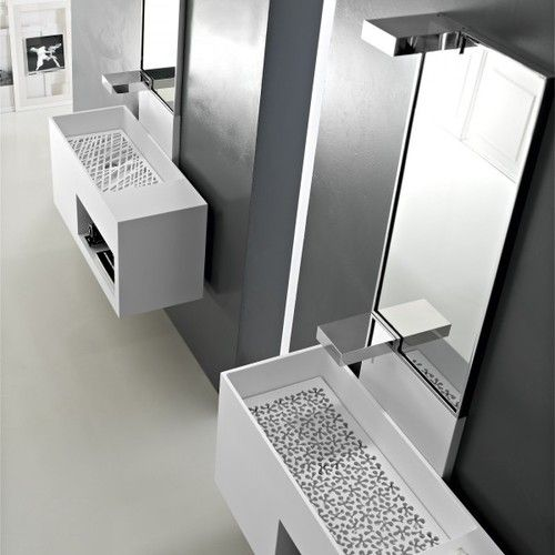 Via Ultra Modern Italian Bathroom Design  Check It Out Brilliant Ultra Modern Bathroom Designs Design Decoration