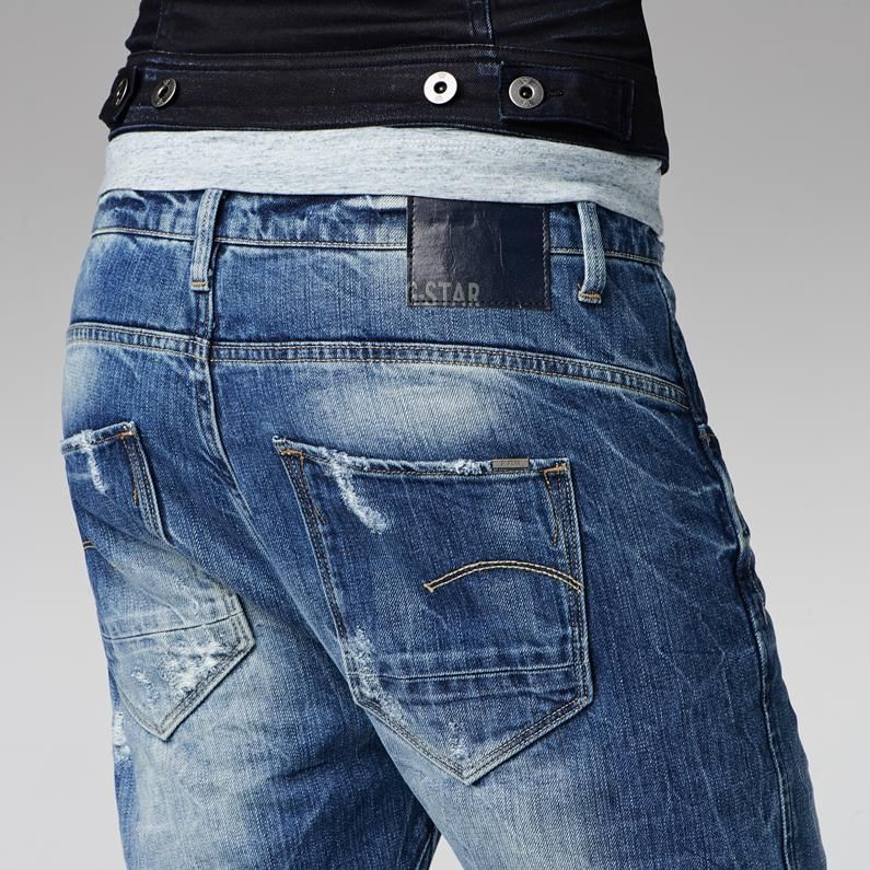 992b226381e Arc 3D Tapered Jeans | denimbase | Tapered jeans, Jeans, G star raw