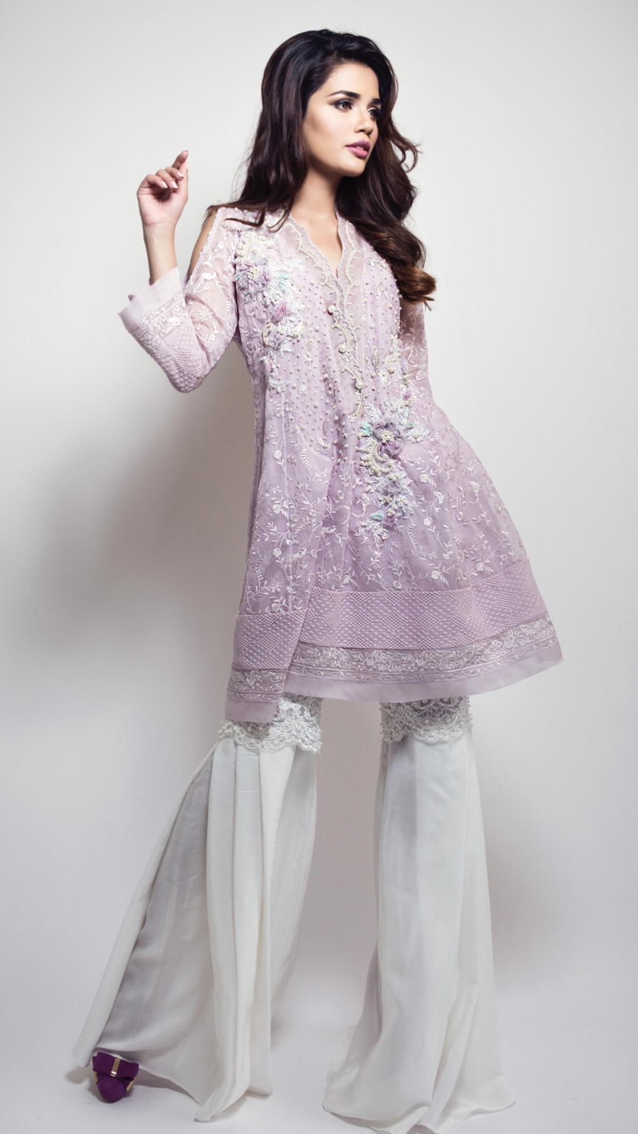 8e9a5be4fe Farah Talib Aziz | Farah Talib Aziz | Fashion, Pakistani dresses ...