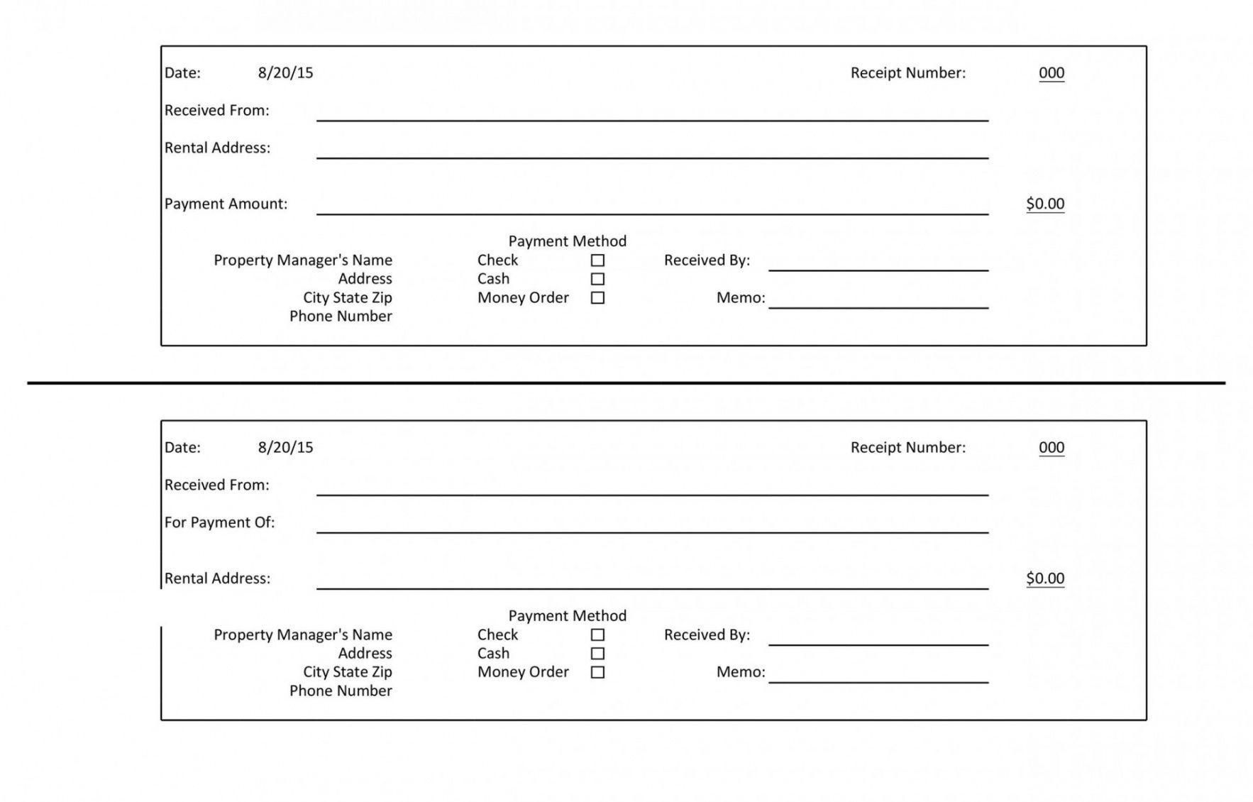 Get Our Example Of Money Order Receipt Template For Free Receipt Template Invoice Template How To Get Money