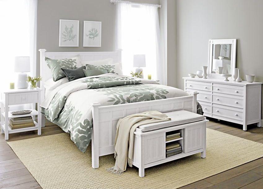 Pottery Barn Bedroom Set White Bedroom Furniture Grey Walls