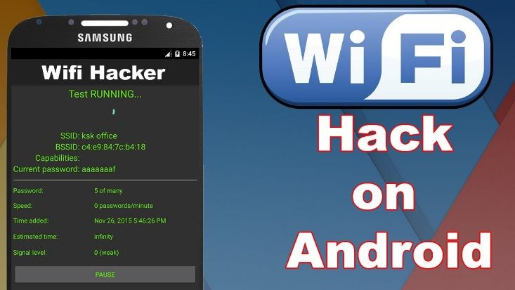 How To Get My Wifi Password From My Android