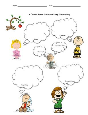 A Charlie Brown Christmas Unit from Collaboration Station on ...