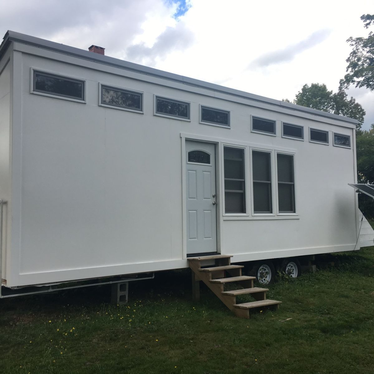 For Sale Westbrook Maine 04092 United States 39 500 Tiny House Off Grid Tiny House Tiny Houses For Sale