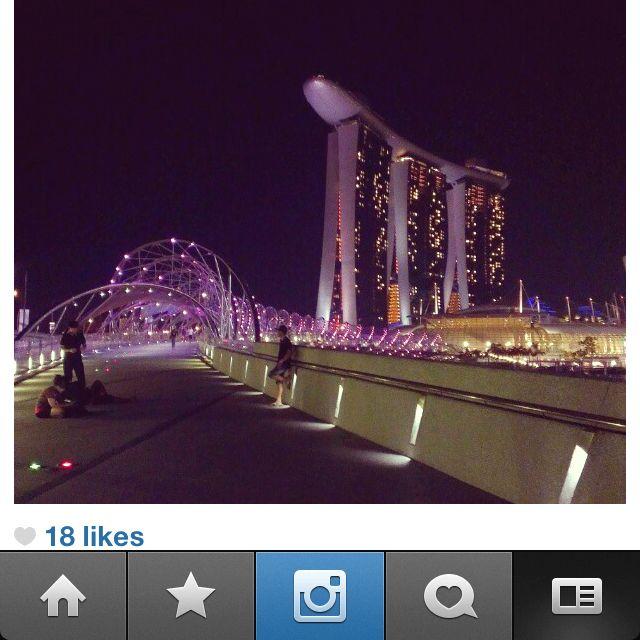 MBS, Singapore Credits: @starsann www.instagram.sg