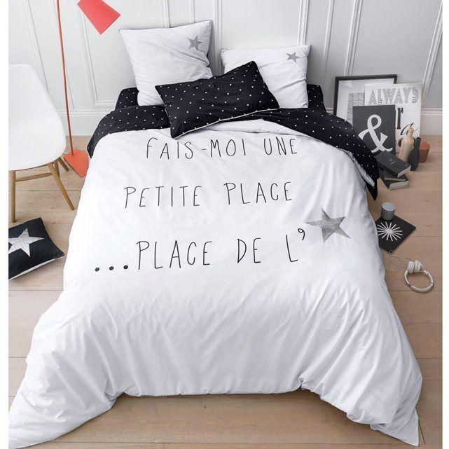 housse de couette phaeko chambre pinterest la redoute interieurs couette imprim e et. Black Bedroom Furniture Sets. Home Design Ideas