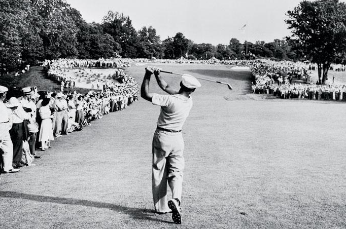 golf BenHogan (With images) Golf events, Golf pictures