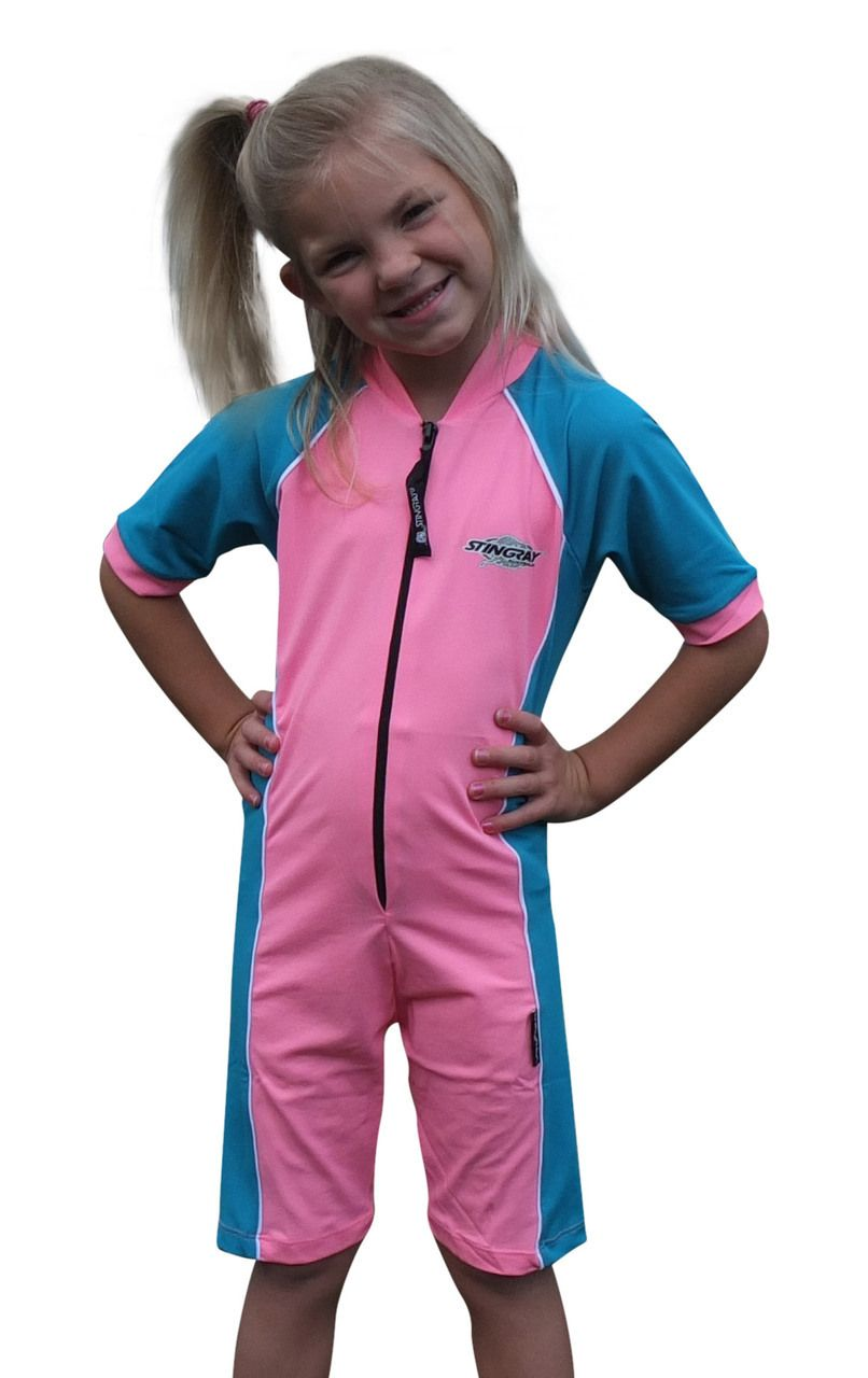 7cc7e1f1 Solartex Sun Gear - Girl's SPF Swimwear by Stingray: Sizes 2 - 8, $39.90