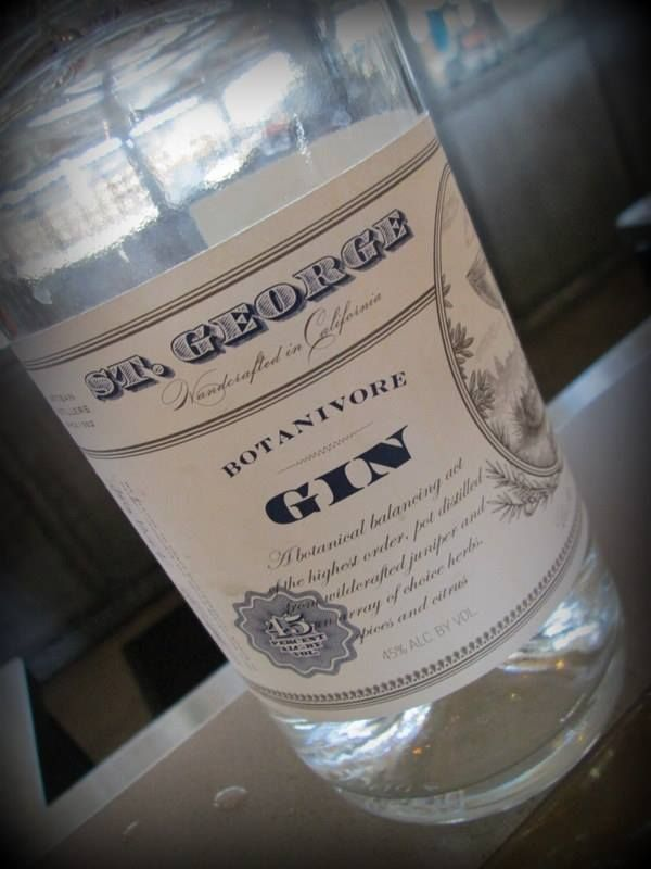 Not just gin...the best gin.