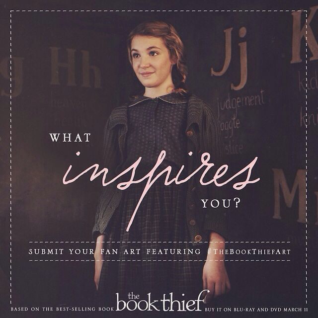 Book Thief / Liesel