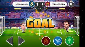 Play Head Soccer 2 Now Head Soccer Tiny Tank Soccer