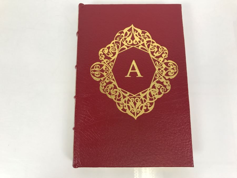 Easton Press Hardcover Book The Scarlet Letter By