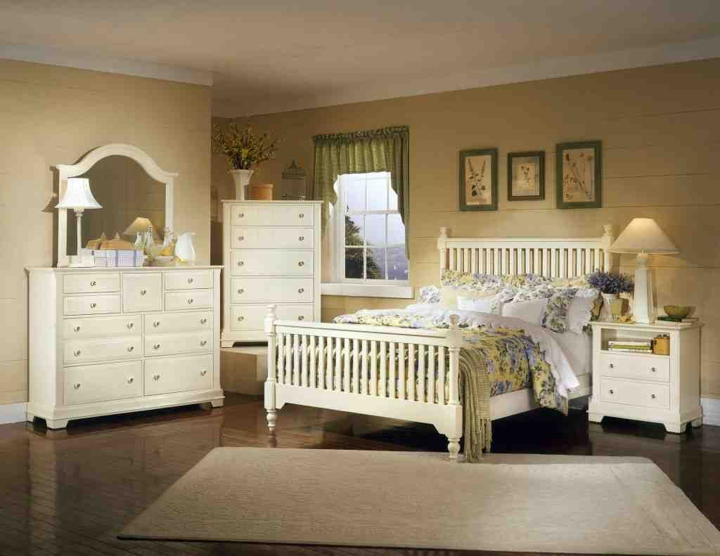 Distressed White Bedroom Furniture Distressed White Bedroom