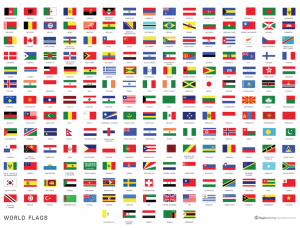 Exploring The World Through Flags In 2020 Flags Of The World National Flag Countries Of The World