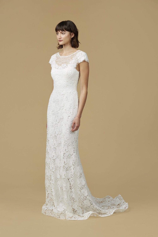 Elite wedding dresses  Nouvelle Amsale Fall  Juno  Luelite Bridal Boston