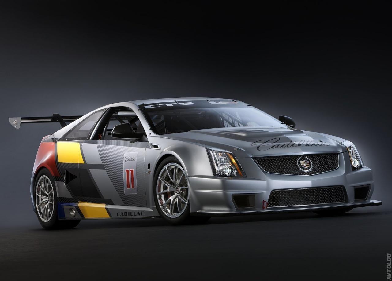 2011 Cadillac CTS V Coupe Race Car Cadillac Audi s5