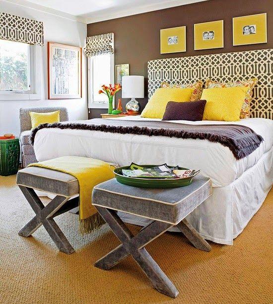 10 Desain Interior Kamar Tidur | Desain interior, Dekor ...