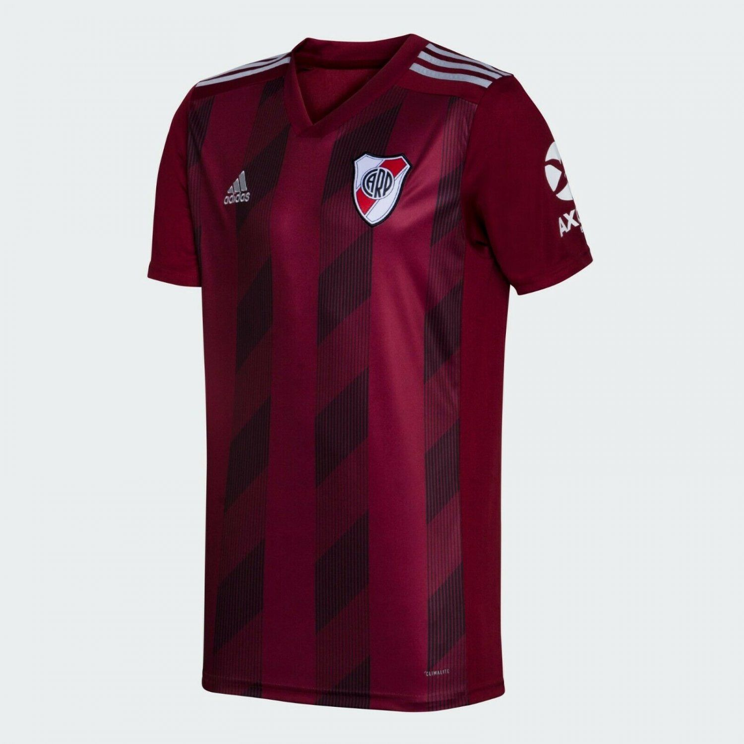 RIVER PLATE AWAY SOCCER JERSEY 2019