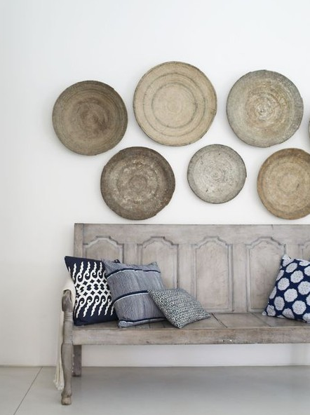 All About Woven Trays Right Now   BohemeSF