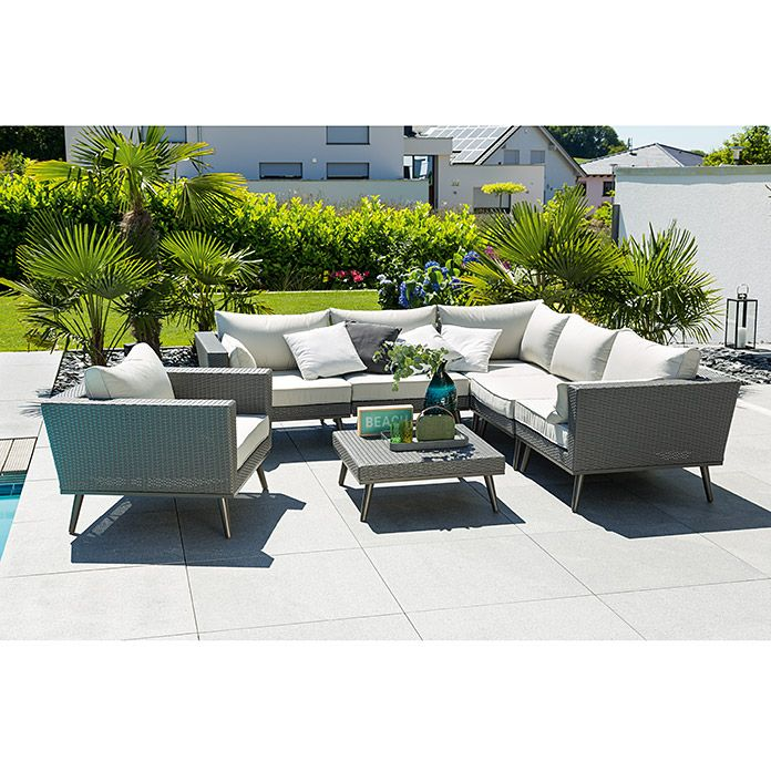 Lounge Furniture Set Verena Mit Bildern Garten Lounge Lounge