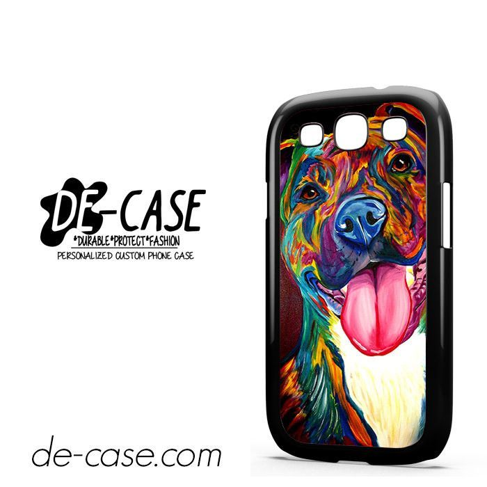 Pit Bull Bark Don't Bite DEAL-8741 Samsung Phonecase Cover For Samsung Galaxy S3 / S3 Mini