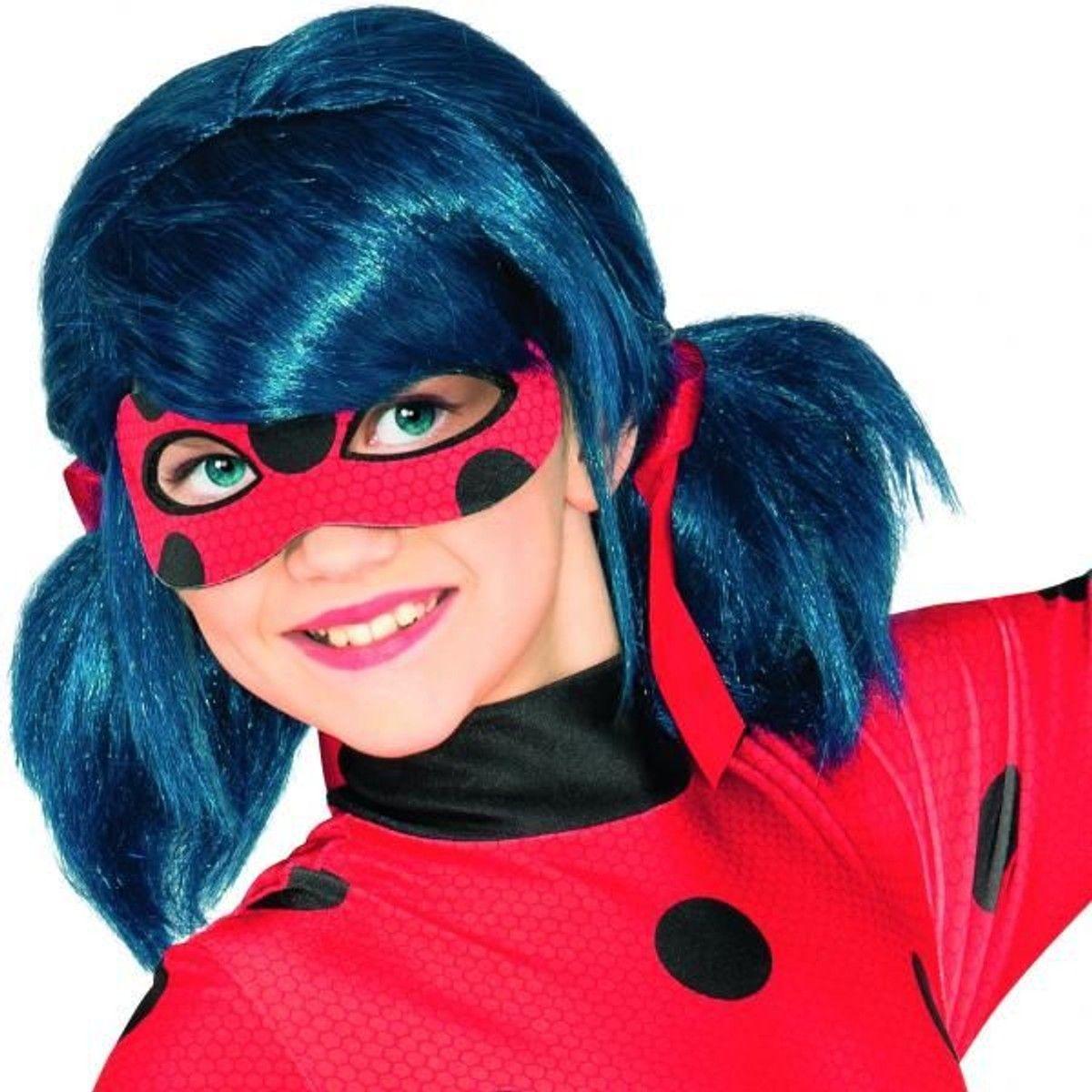 Filles officiel miraculeuse Ladybug Fancy Dress Costume Super Héros Enfant Coccinelle