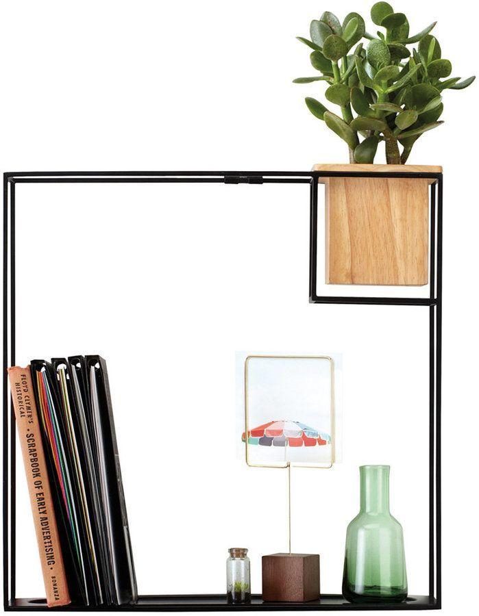 Umbra Cubist Large Wall Display Floating Shelves Floating