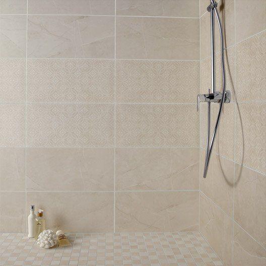 faience_mur_beige__colysee_l_30_x_l_60_cm salle de bain