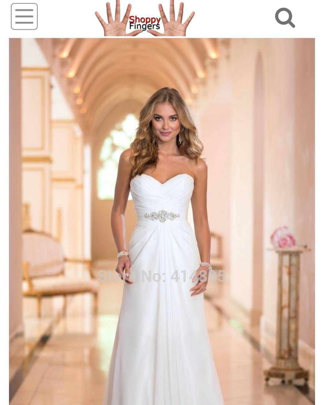Girls wedding dress  Waiting for that day more at shoppyfingers shoppyfingers girls