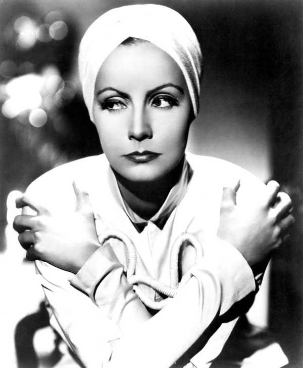 Style Icon: Greta Garbo - Story by ModCloth