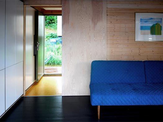Photo Gallery: Houseboat by Mjölk architekti