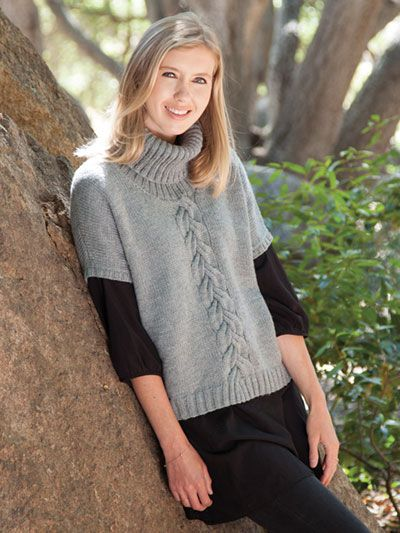 273128287c113 ANNIE S SIGNATURE DESIGNS  Shadowplay Pullover Knit Pattern Order here   https   www