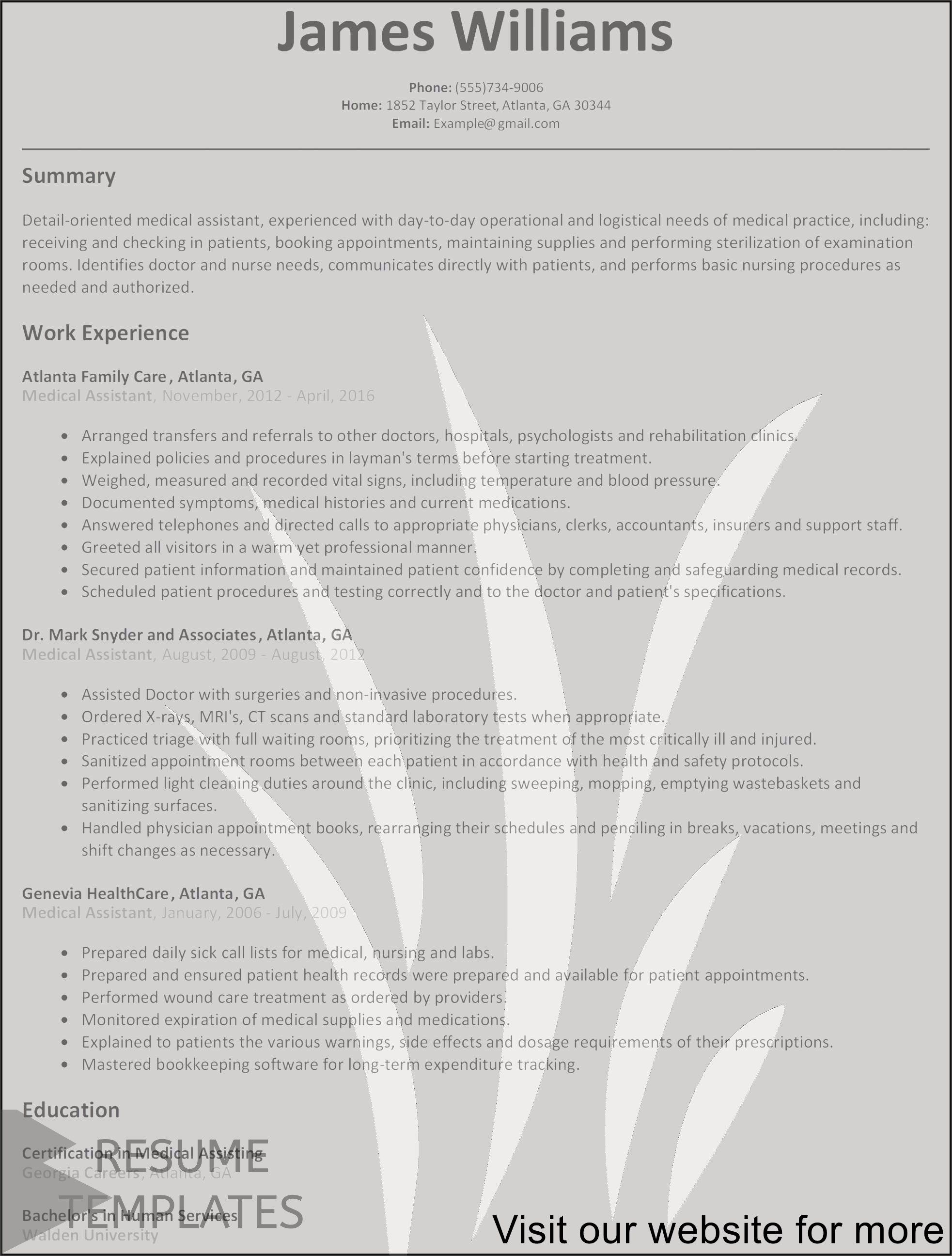 resume examples no experience in 2020 Basic resume