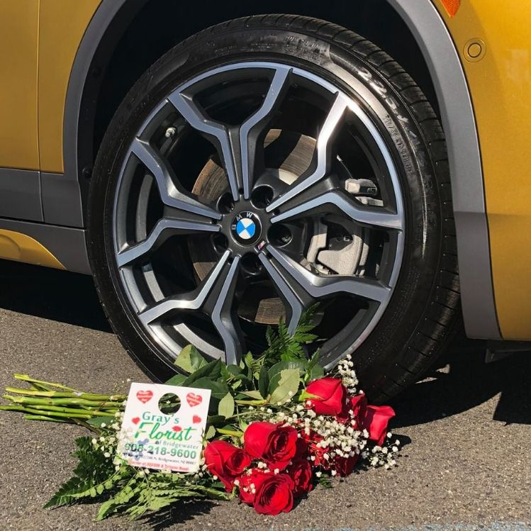 Happy Valentines Day From BMW Of Bridgewater. Stop By Gray