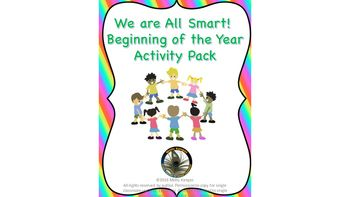 We Are All Smart: Beginning of the year activity and MI survey