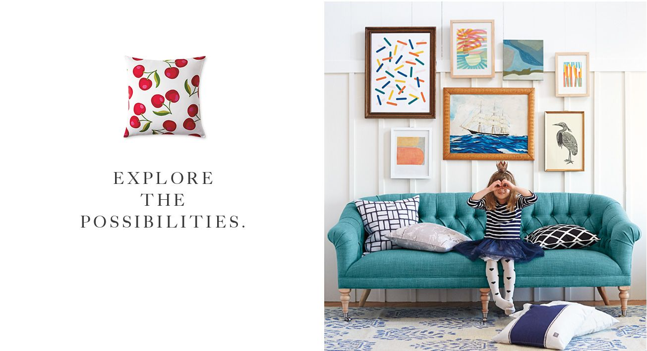 Serena & Lily Home Décor, Bedding, Furniture, and Nursery