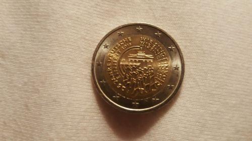 2 Euro Münzen E 25 Jahre Deutsche Einheit 2015 Wir Sind Das Volk