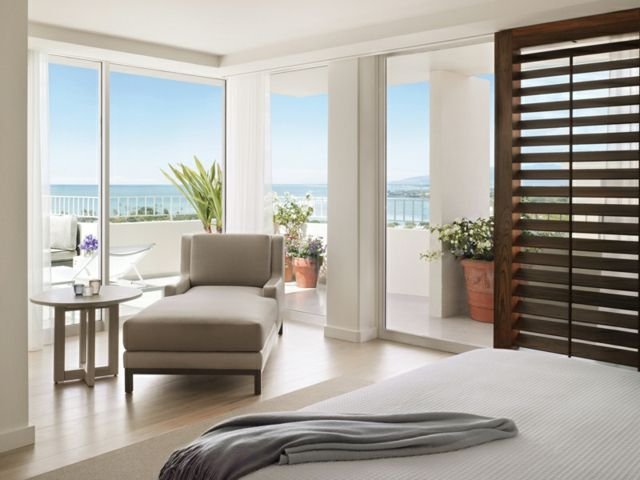Chambre dhôtel design minimaliste modern hotel