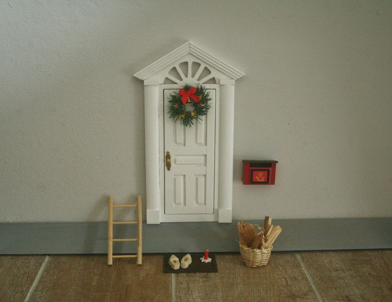 wichtelt r elfent r fairydoor m uset r weihnachten. Black Bedroom Furniture Sets. Home Design Ideas