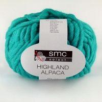 SMC Select Highland Alpaca - kleur jade