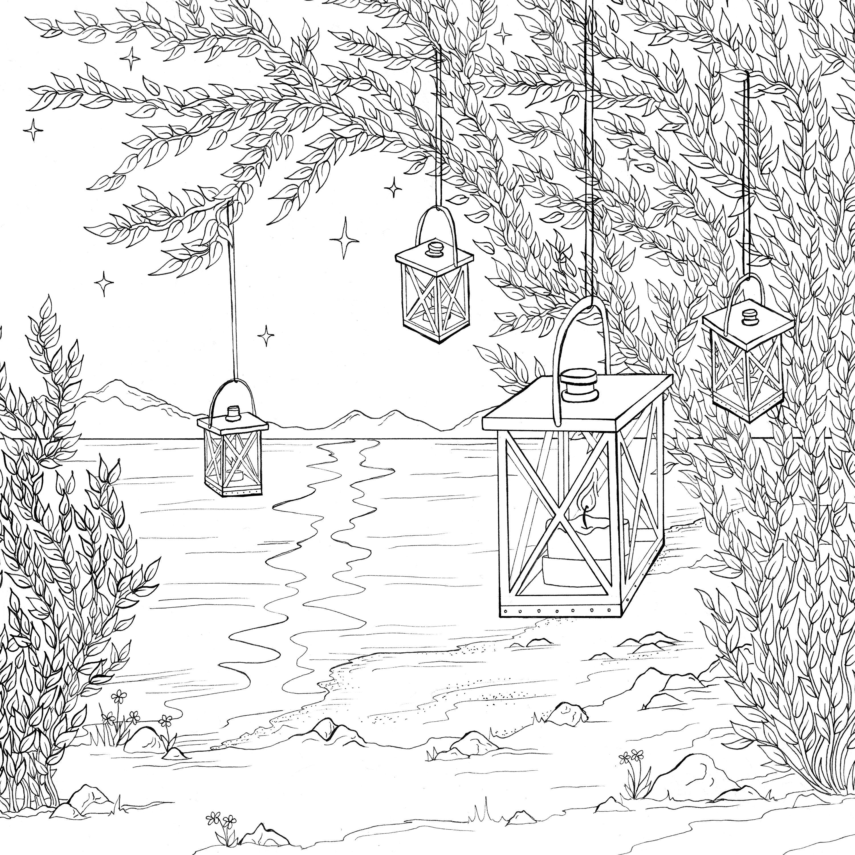 Debbie Macomber Coloring Book for Random House | Ausmalbilder ...