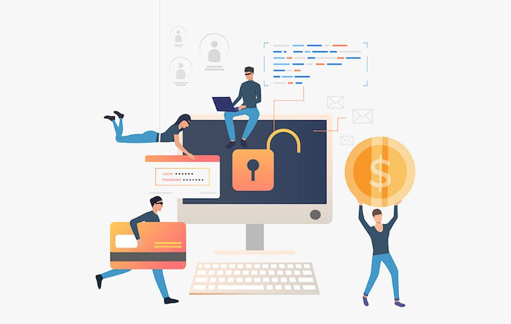 Basic Guide To Securing Your Computer From Identity Thieves Hongkiat How To Introduce Yourself Cyber Cyber Security