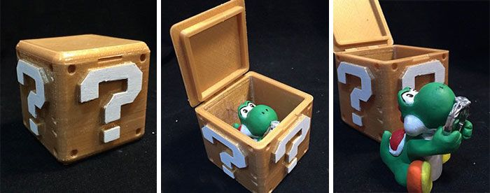 9d3d21b81d Mario Ring Box | Bored Panda. 60 Geeky Engagement Rings And Boxes No Geeky  Girl Can Refuse ...