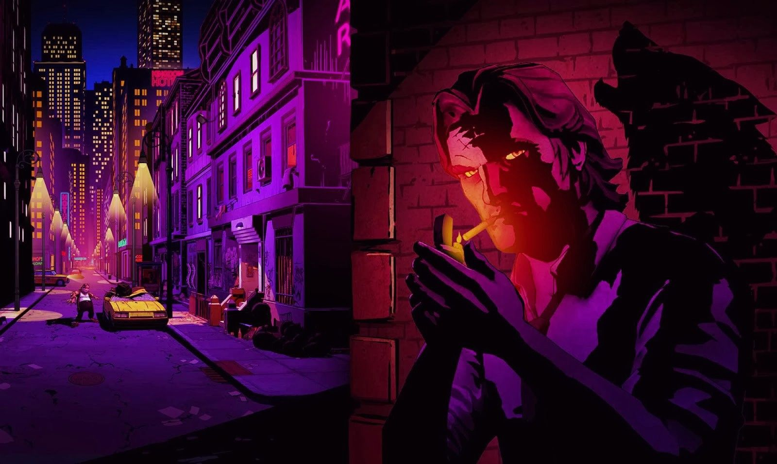 The Wolf Among Us Wallpapers The Wolf Among Us Fables Comic Comic Games