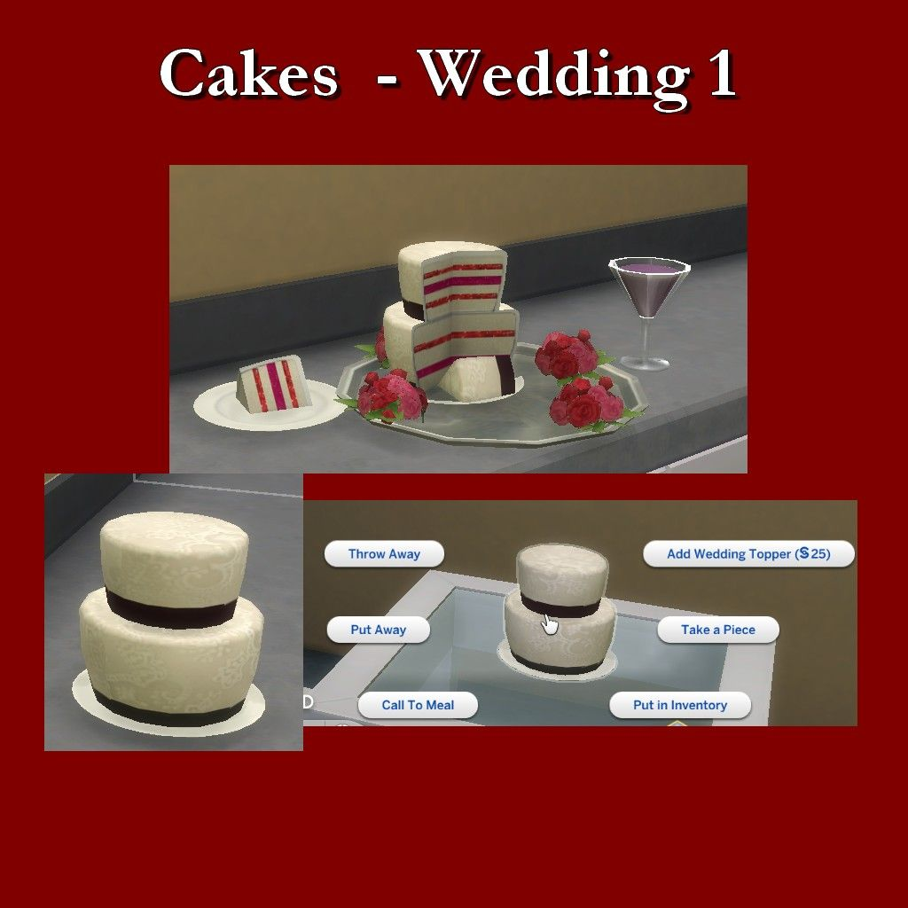 how to bake a wedding cake sims 3 leniad s cupboard sims 4 studio the sims 4 recipes 15579
