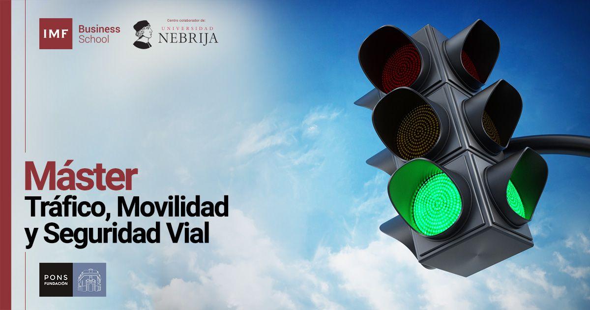Máster En Tráfico Movilidad Y Seguridad Vial Seguridad Vial Universidad Nebrija Máster