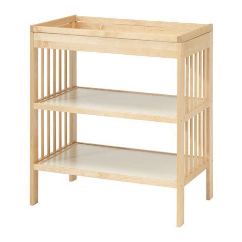 IKEA - GULLIVER, Changing table, , Comfortable height for changing the  baby.Practical